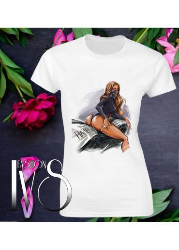Дамска тениска Модел 545