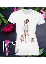 Дамска тениска Модел 556