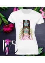 Дамска тениска Модел 559
