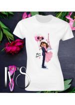 Дамска тениска Модел 561