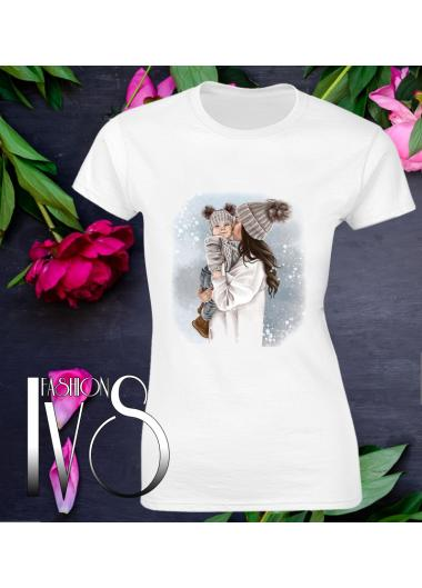Дамска тениска Модел 579