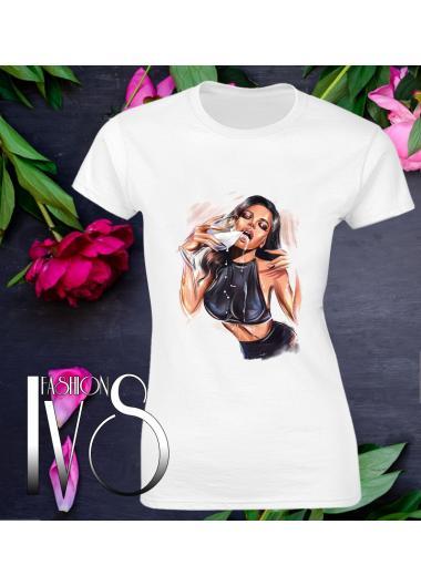Дамска тениска Модел 597
