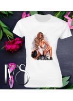 Дамска тениска Модел 608