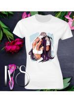 Дамска тениска бялаМодел 628