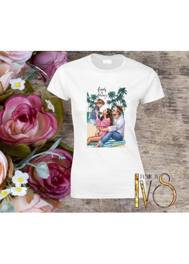 Дамска тениска Модел 219