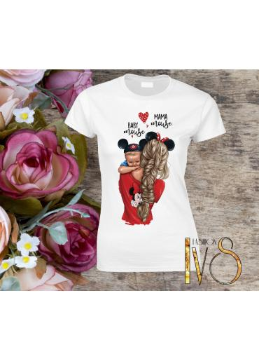 Дамска тениска Модел 387