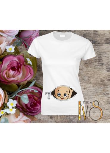 Дамска тениска Модел 187